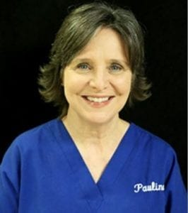 about our practice. pauline image. r ben alexander dds mckinney tx